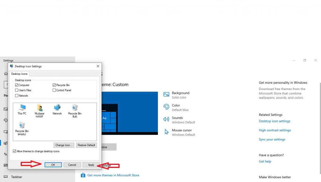 """How to Get """"This PC"""" Icon on your Desktop in Windows 10"""