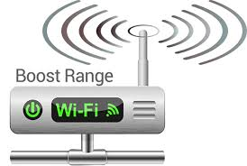 How to increase signal range of PTCL Router
