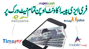 How to Open an Easypaisa Account
