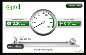 Check Your PTCL Broadband Speed Online PTCL DSL