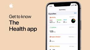 How to Use Apple Helth App