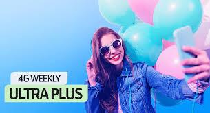 Telenor 4G Weekly Ultra Plus