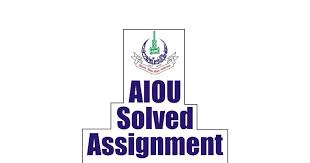 rovides MA History Class Solved Assignments of Autumn 2020 that is Available for Download. You can also join me at my YouTube Channel of AIOU Studio 9 for more updates.